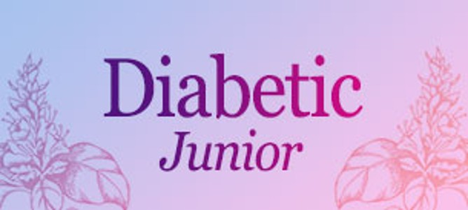 DIABETIC JUNIOR