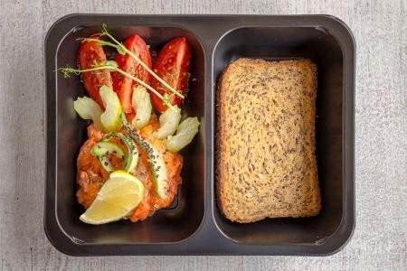 Dieta Wegetariańska + Ryby