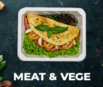 CityDiet Meat & Vege