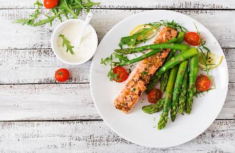 Dieta Wege+ryba
