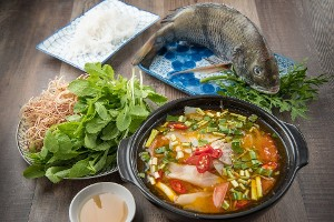 Wegetariańska z rybami