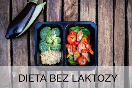 bez laktozy