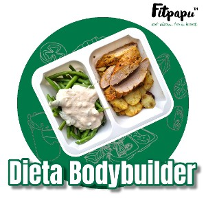 2. Dieta Body Builder