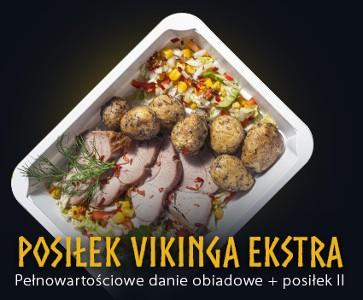 Posiłek Vikinga Ekstra
