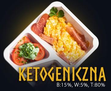 Ketogeniczna (4 posiłki)