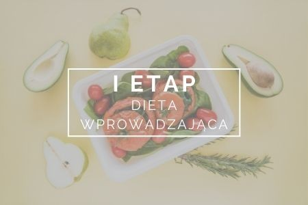 Dieta wprowadzająca - I etap Diety dr Dąbrowskiej