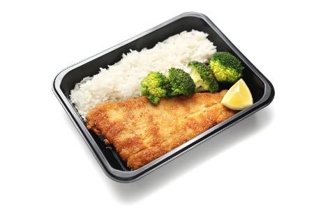 Vegetarian+Fish Bag