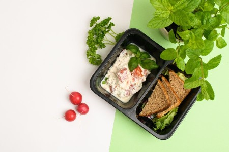 Lunch Box Bez glutenu & Laktozy