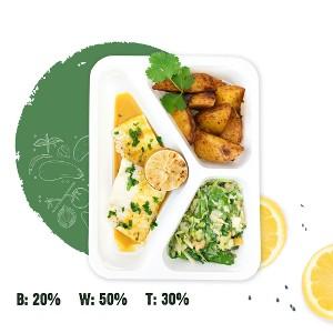 Dieta WEGE+FISH