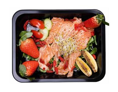 Dieta Vege and Fish