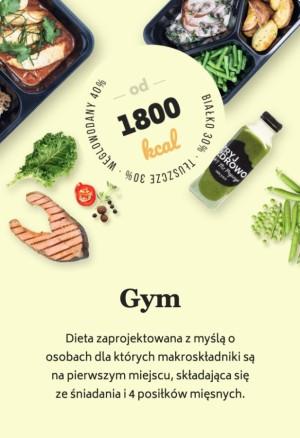 Dieta Gym